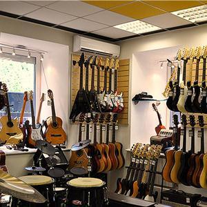 Музыкальные магазины Шатрово