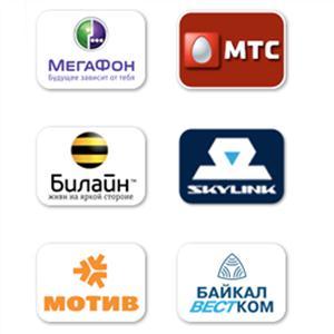 Операторы сотовой связи Шатрово