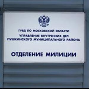 Отделения полиции Шатрово