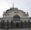 Железнодорожные вокзалы в Шатрово