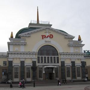 Железнодорожные вокзалы Шатрово